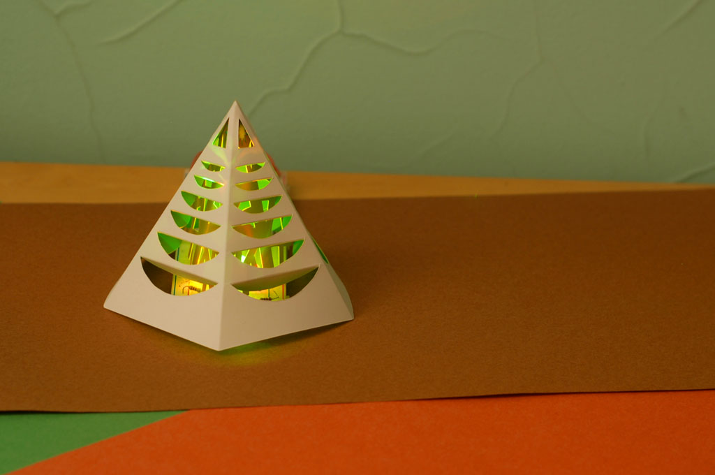 light up christmas tree project learnsparkle